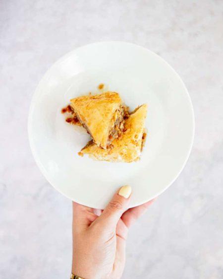 La recette ultime pour faire son baklava grec aux noix chez soi!