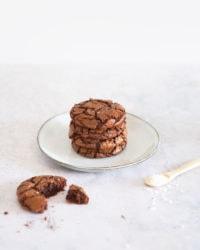 Le secret derrière la recette des cookies brownies!