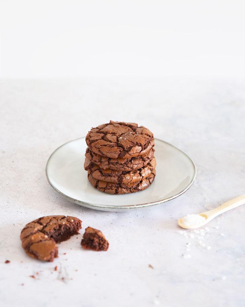 Le secret derrière la recette des cookies brownies !