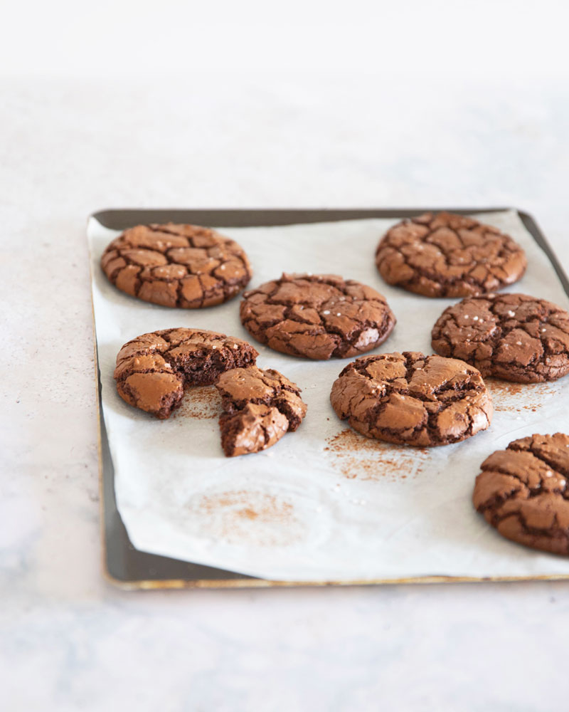 Cookies sur une plaque