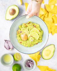 Le meilleur guacamole? Il est fait maison et c'est super facile!