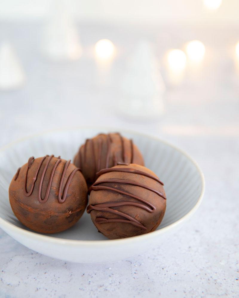 Bombe de chocolat chaud