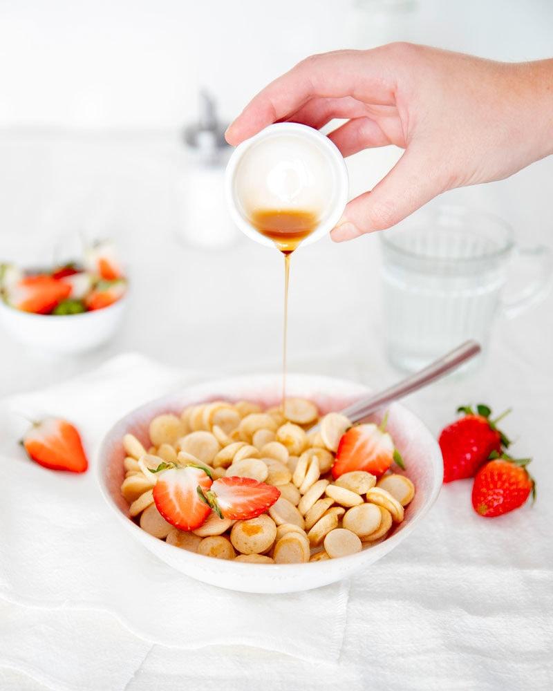 La recette des cereal pancakes: la dernière food trend de TikTok!