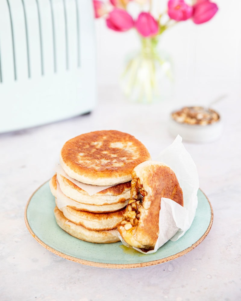 Hotteok, les délicieux pancakes sucrés de la street food coréenne!