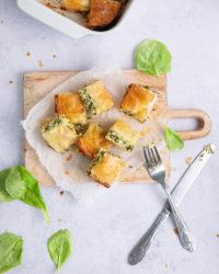 La spanakopita, la recette authentique de la cuisine grecque!