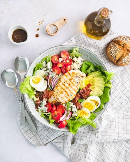 Comment faire la meilleure salade cobb?